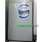 tủ lạnh cũ sanyo 90l