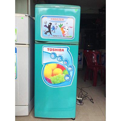 tủ lạnh cũ toshiba 150 lít