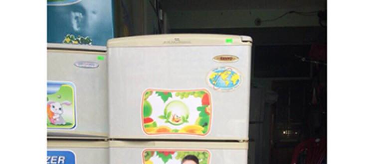 Các loại tủ lạnh thông dụng hiện nay