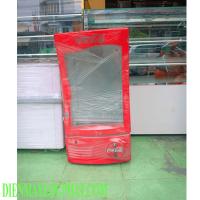 Tủ mát cũ Coca 100 lít new 80%