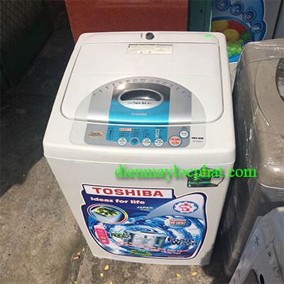 máy giặt toshiba cũ