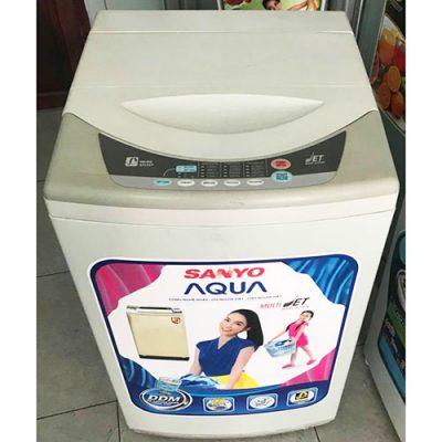 máy giặt cũ sanyo aqua 7kg