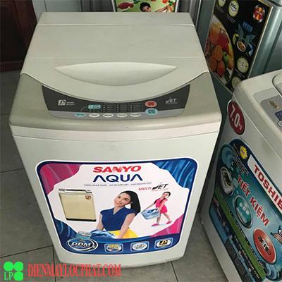 máy giặt cũ sanyo 7kg 4