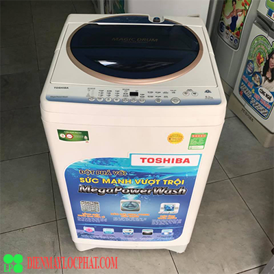 máy giặt cũ toshiba 8,2kg