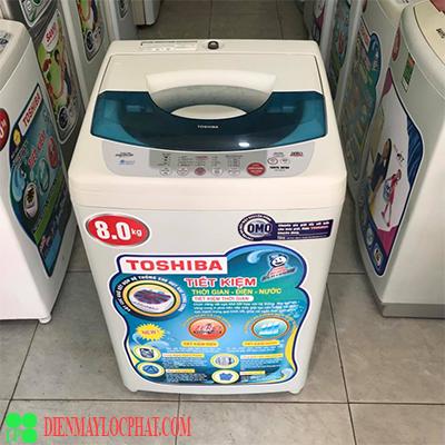 máy giặt cũ toshiba 8kg 1