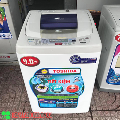 máy giặt cũ toshiba 9kg