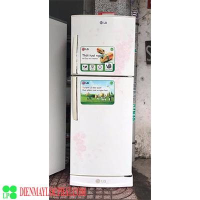tủ lạnh cũ lg 200 lít