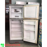 tủ lạnh cũ sanyo 140 lít