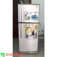 tủ lạnh cũ sanyo 180 lít