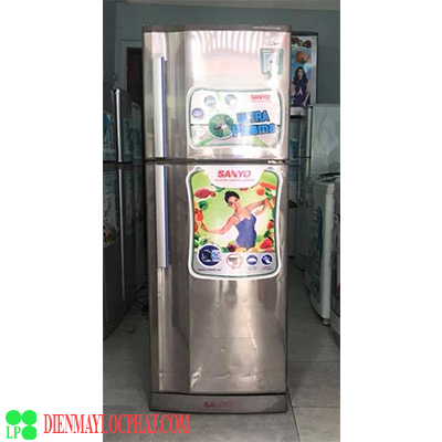 tủ lạnh cũ sanyo 220 lit