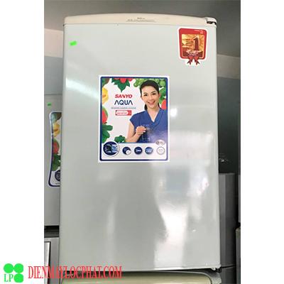 tủ lạnh cũ sanyo 90 lít 2